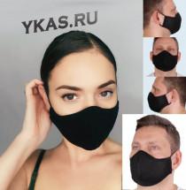Маска санитарно-гигиеническая  CLIM ART AURA, черный