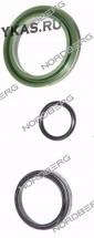 Ремкомплект цилиндра для подъемника 4120A-4T (синий, зелено-серый)_47299