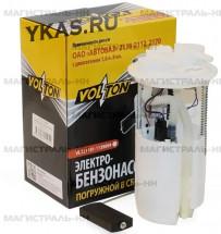 VLT Электробензонасос  ВАЗ-2110-12,2170 Приора  дв.1,6 л. 8кл. бессливная маг-ль