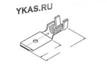 "ЭТ Клемма ""Папа"" 2,8 К1 луженая Косьмодемьянск  (цена за 100штук)"