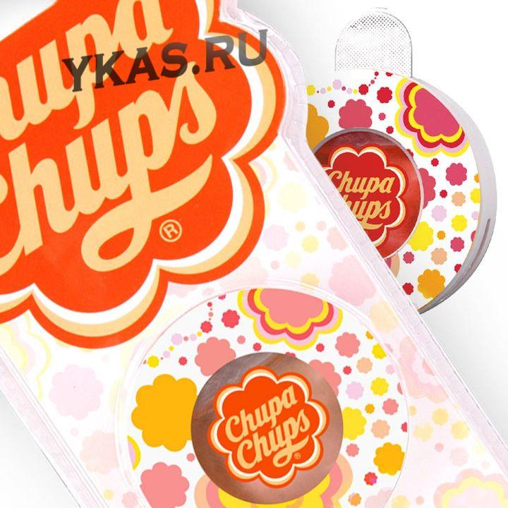 """Осв.возд.  Chupa Chups  на дефлектор """"Апельсин"""""""