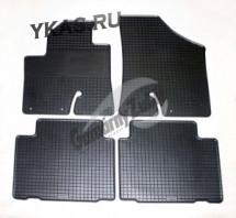 Коврики резиновые   Hyundai ix 55 2009-2012г.
