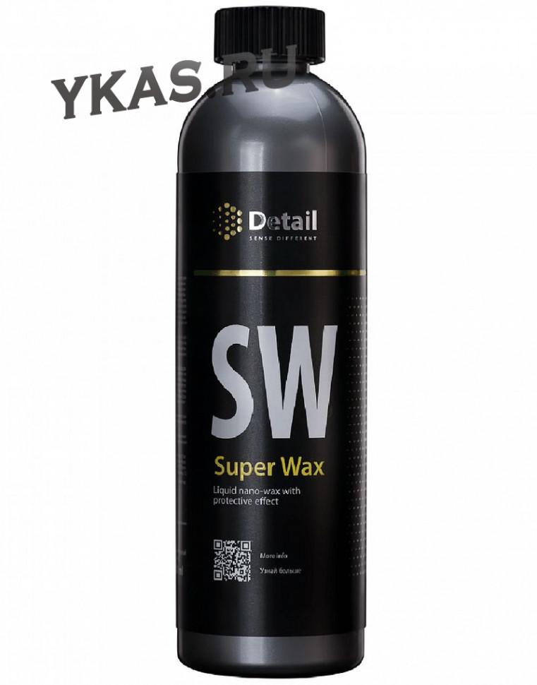 "DETAIL  Жидкий воск ""SW""   (концентрат)  500мл."