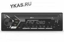 Автомагн.  ACV-814BW  (белый)  USB/SD/FM ресивер Bluetooth