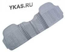 Коврик PVC with NBR TS 1820 P GY/ 2й ряд 1шт.серый