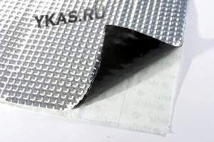 Виброизоляция  Панцырь M2 75x50см толщина 2.3мм (КМП экв. у.е 0.23)