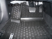 Коврики резиновые   Mazda 3 2003-2009г.  тэп.