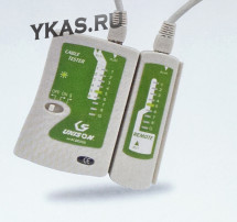 UNISON Тестер сетевых кабелей RJ45, RJ11, RJ12, USOC_53946