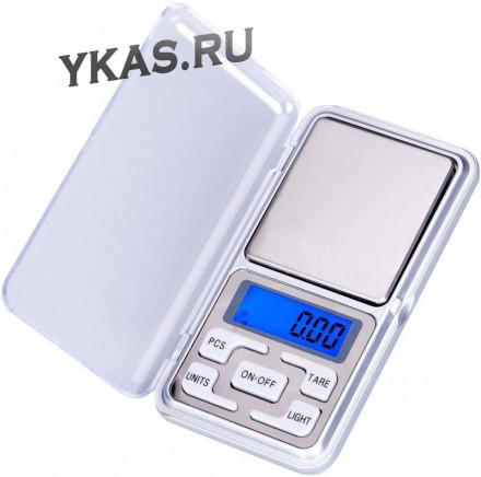 Весы карманные электронные (12x6x2см) (точность:+/- 0.01 гр)MH 0,01-200гр.