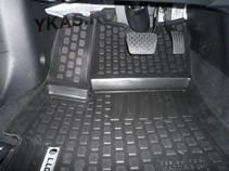 Коврики резиновые   Mazda 3 2009-2013г.  тэп