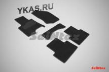 Коврики текстильн. INFINITI  FX 37/50/ QX70  c 2008г.-  /компл.5шт./осн.резин./ LUX