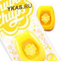 "Осв.возд.  Chupa Chups  на дефлектор мембранный ""Лайм-Лимон"""