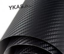 Пленка карбон 3D  Черный  10x1.52м