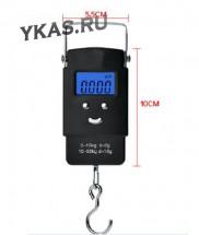 Кантер электронный (9см) (точность:+/- 10гр. ) до 50кг.