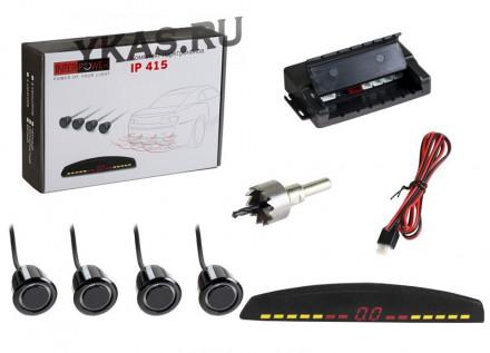 Датчик парковки Interpower IP 415  White (4 датчика) 19мм