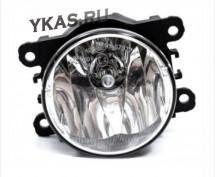 Фары  доп.модельные LADA VESTA  с лампами  (компл.2шт)