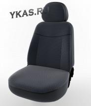 АВТОЧЕХЛЫ   Lada  2104  (СТАНДАРТ+)  кож.зам+жаккард