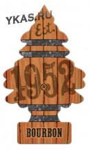 """Осв.воздуха  Wunder-Baum Little   """"Bourbon""""  Бурбон"""