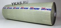 Шумоизоляция Isolon Tape 1мx10м толщина 8мм  (Рулон) Фольга