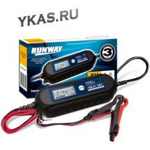 """Зарядное устр-во  """"RUNWAY""""  RR105 (6/12В, 4А)"""