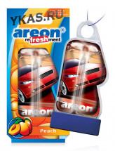"Осв.возд. Areon LIQUID ""автомобили""  Peach"