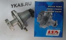 LSA Водяная помпа ГАЗ 406 двиг.ЗМЗ 4054.10 40522 (эл.магн.муфта)