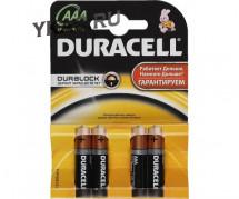 Батарейки Duracell   AAA   (Мизинчиковые) LR03-12BL BASIC LITE цена за 4шт.