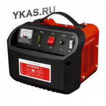 Зарядное устр-во  KVAZARRUS PRO инверторное 12-24V  ток зарядки 15-18A