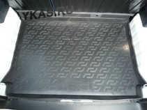 Коврик багажн.  Citroen Berlingo пассажир. (08-)