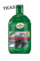 TW  Полироль кузова с тефлоном  METALLIC CAR WAX + PTFE  500мл.
