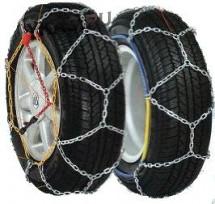 Цепи на колеса 16 мм WD 60  УСИЛЕННЫЕ    (квадратное паянное сечение)