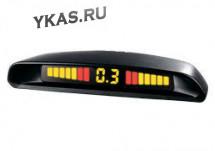 Датчик парковки FlashPoint FP-400C  Black (4 датчика)