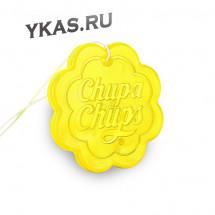 """Осв.возд.  Chupa Chups  подвесной гелевый """"Лайм-Лимон"""""""