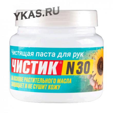 VMPAUTO  Очиститель рук  Чистик №30  банка   450мл на основе растительного масла