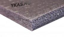 Шумоизоляция Isolon Tape LIST 0.75м x1м толщина 8мм  Фольга