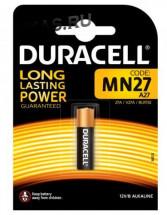 Батарейки Duracell   MN27-1BL цена за 1шт.