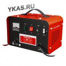 Зарядное устр-во  KVAZARRUS PRO инверторное 12-24V  ток зарядки 25-30A