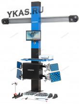 СТЕНД СХОД-РАЗВАЛ 3D модель для подъемников_26003