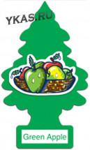 """Осв.воздуха  Wunder-Baum Little   """"Grean apple""""  Зелёное яблоко"""