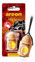 "Осв.возд. Areon FRESCO ""бутылочка в дереве"" Black Crystal"