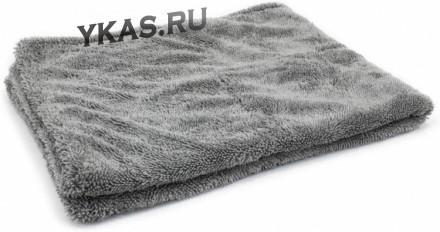 Салфетка для сушки поверхности  Dry Monster BIG  двухстороняя (60x90cm) Серый
